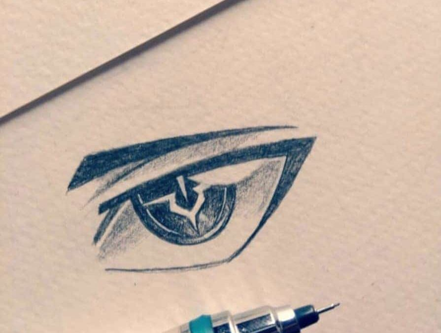 Anime Eyes By Us – Ignite Art Tutorials