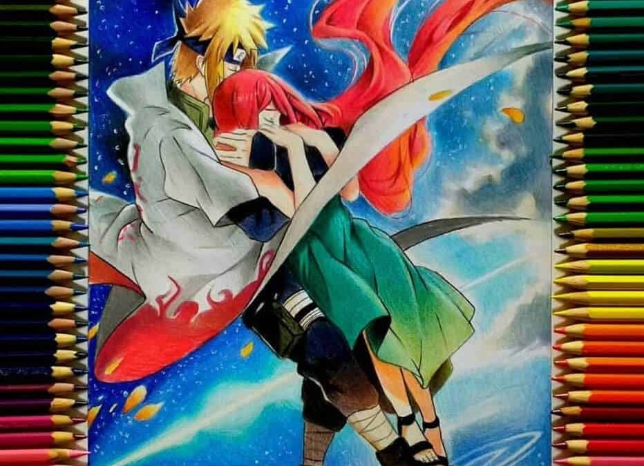 Our Top 15 Naruto Artwork For You to See