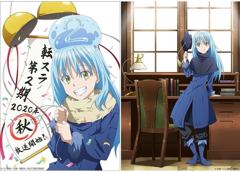 Tensei Shittara Slime Datta Ken - Top 5 isekai anime series