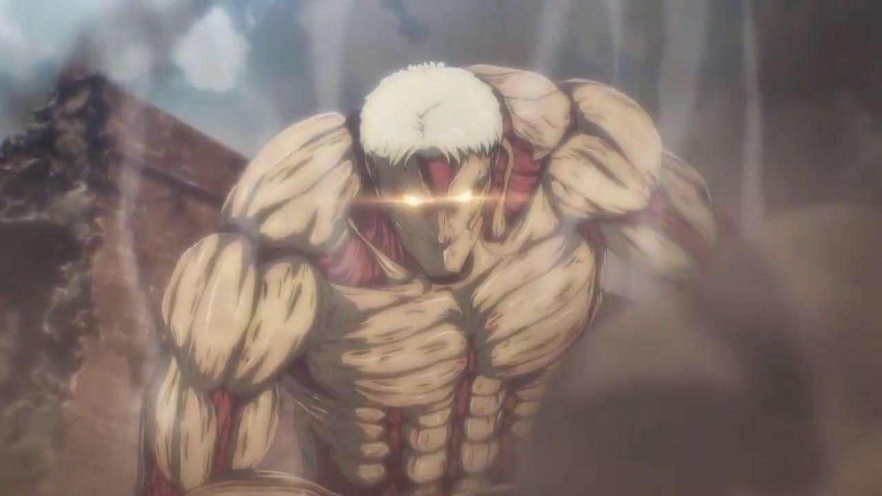 Attack on Titan Final Season CGI Graphics