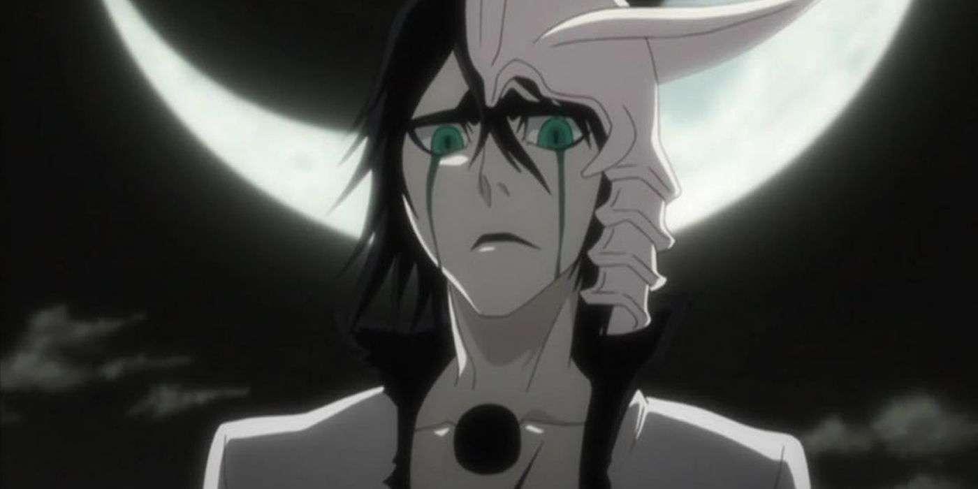 Anime Villains Death Ulquiorra