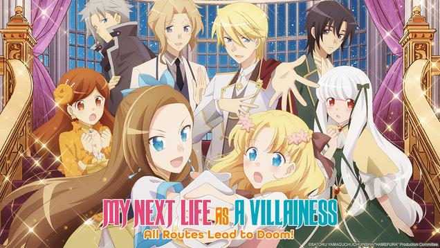Hamefura Season 2 - First look at the PV!