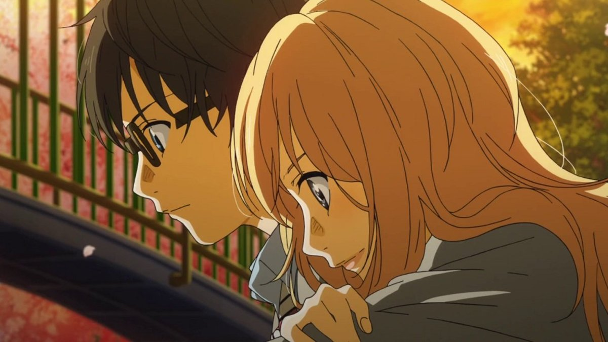 Your Lie in April - Top 5 Anime Series That Will You Cry