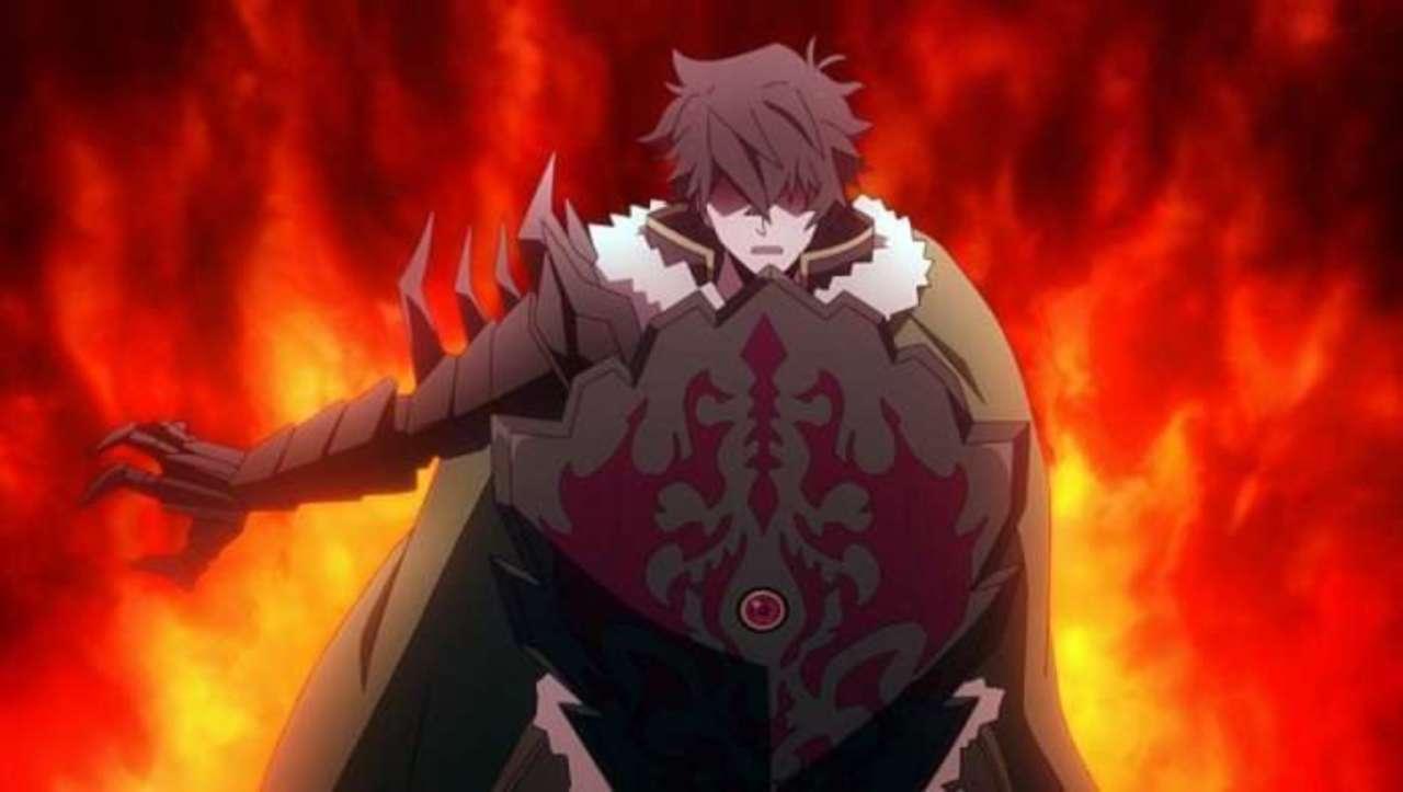 Revenge Anime