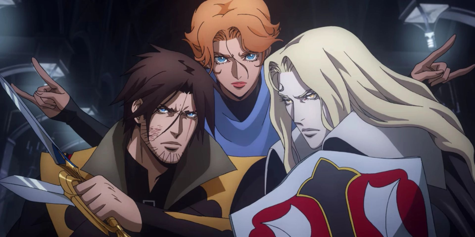 Castlevania Anime Series Full Review