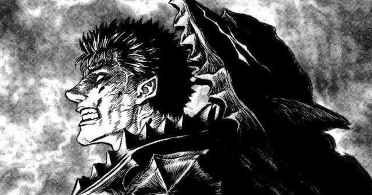 Berserk Author Miura Kentarou Passed Away
