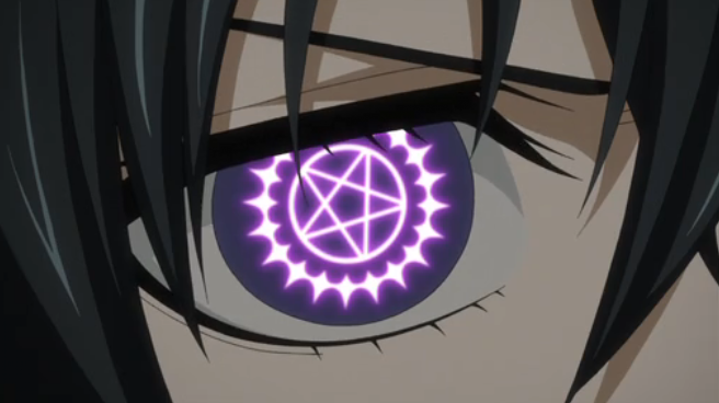 Faustian Contract from Black Butler