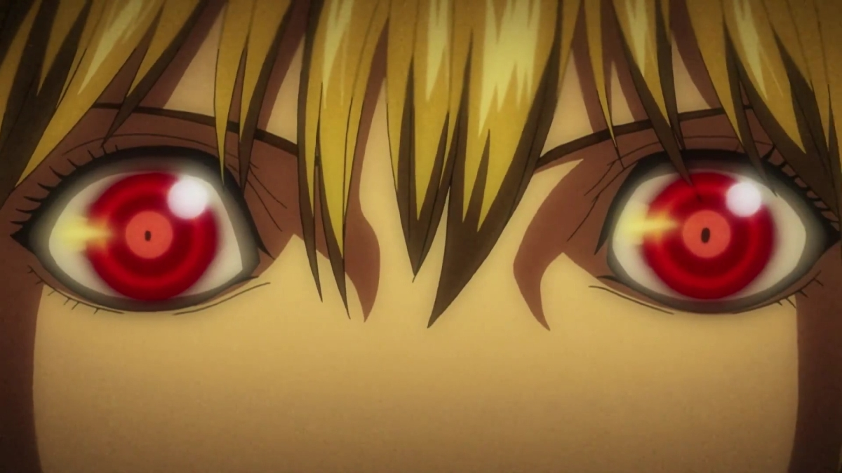 Shinigami Eyes from Death Note