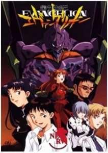 Neon Genesis Evangelion-Mecha Anime