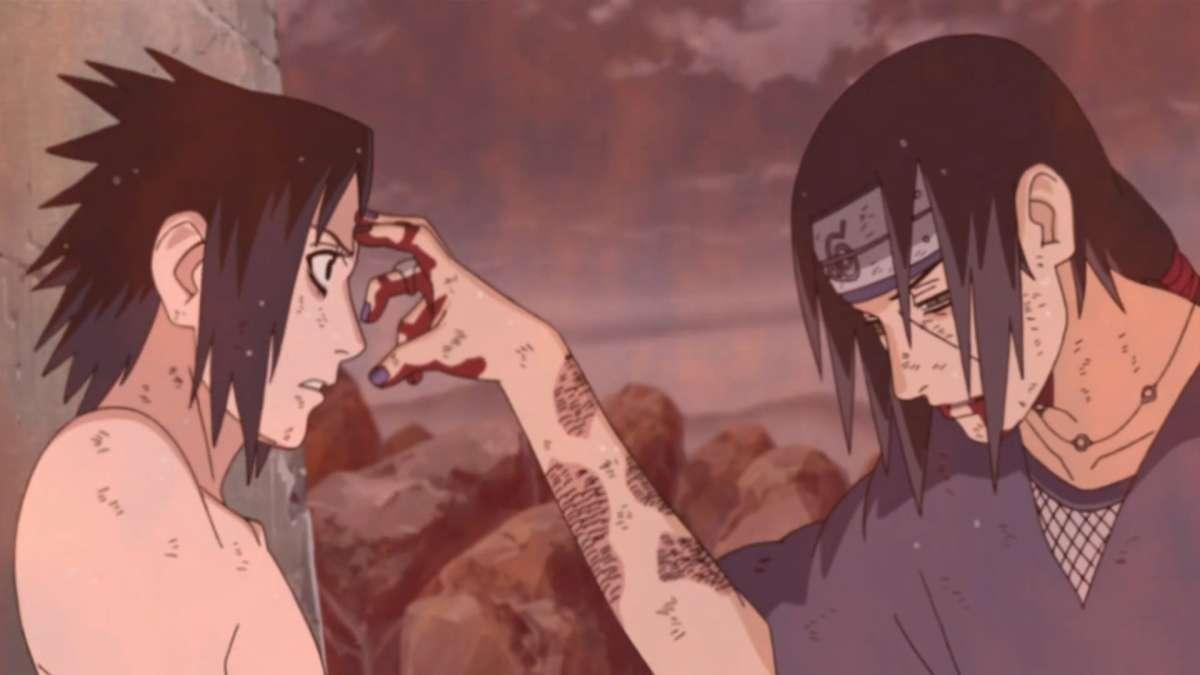 Sausuke Vs Itachi - Battle of Brothers