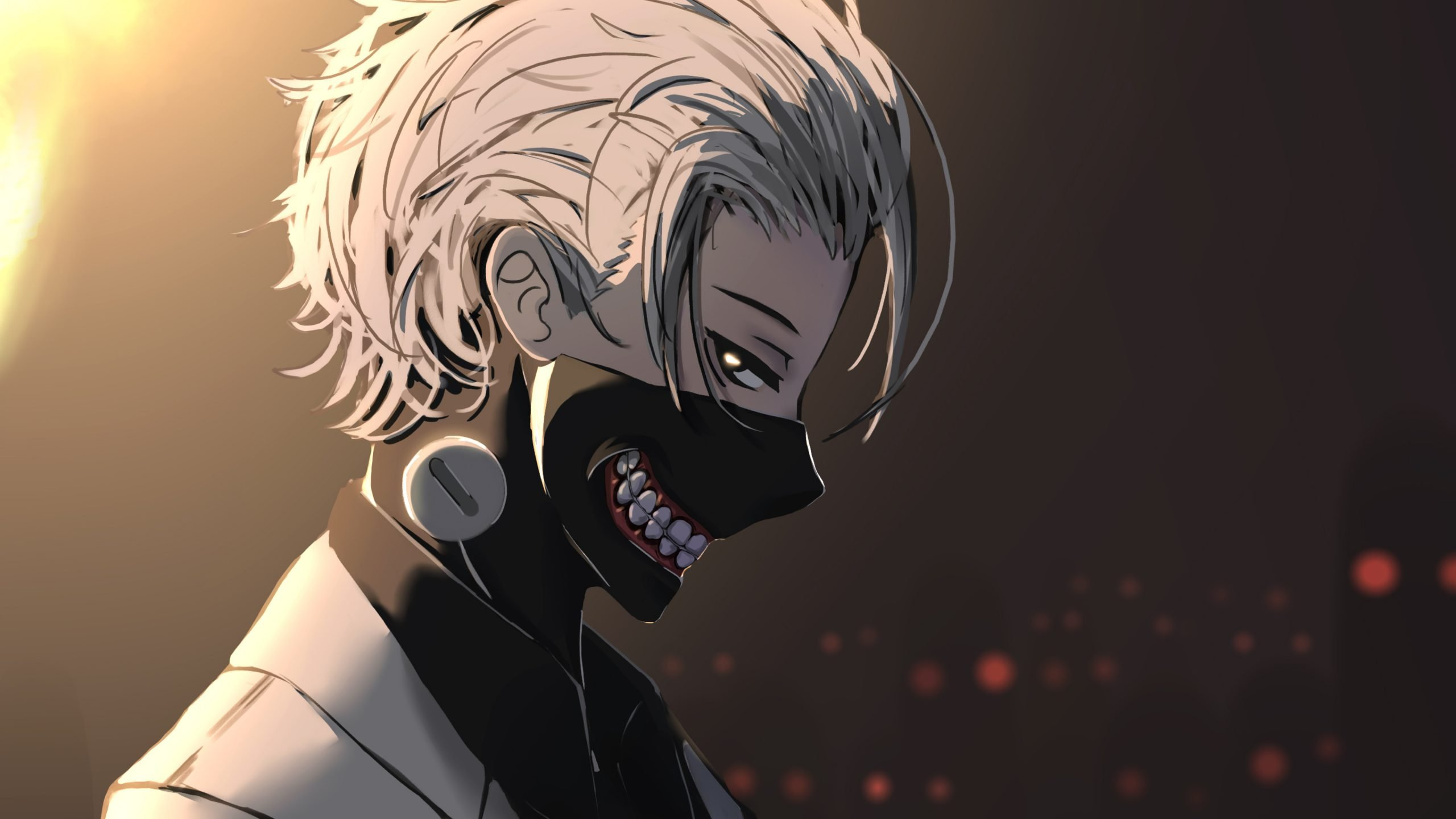 Top 5 Anime Characters with White Hair