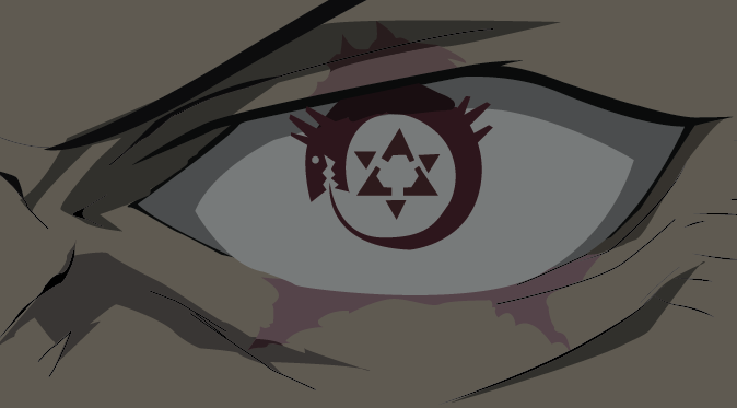 Ultimate Eye from Fullmetal Alchemist