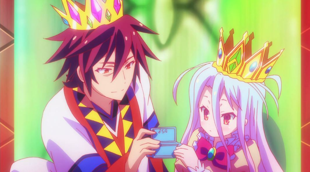 No Game No Life by Madhouse