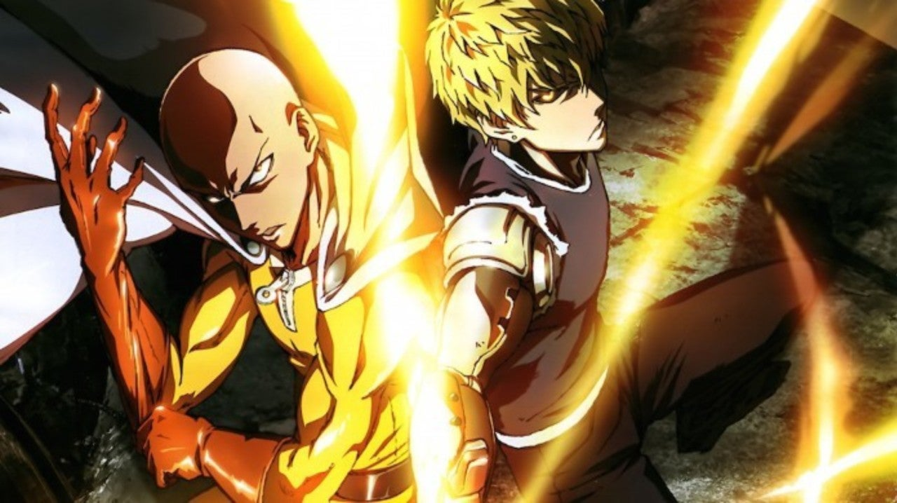 One-Punch Man by Madhouse