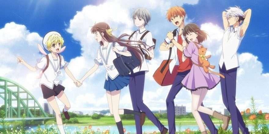 Fruits Basket Anime Reboot